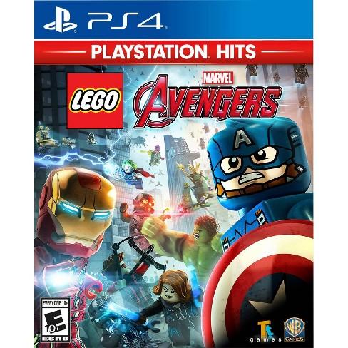 LEGO Marvel's Avengers - PlayStation 4 (PlayStation Hits) - image 1 of 4