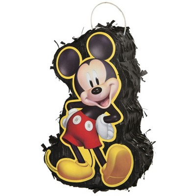 Birthday Express Mickey Mouse Forever Mini Pinata Decorations