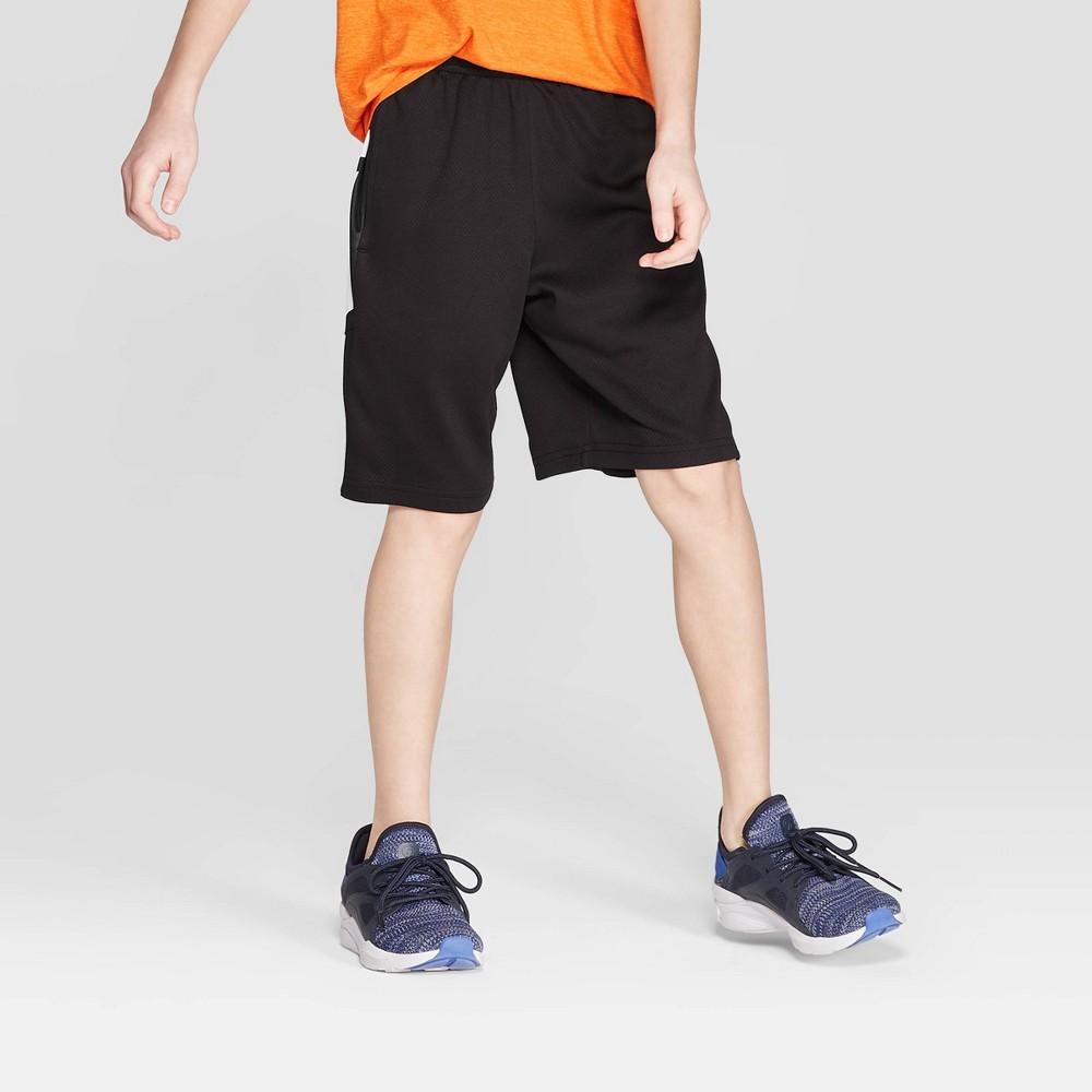 Boys' Court Shorts - C9 Champion® Black XL