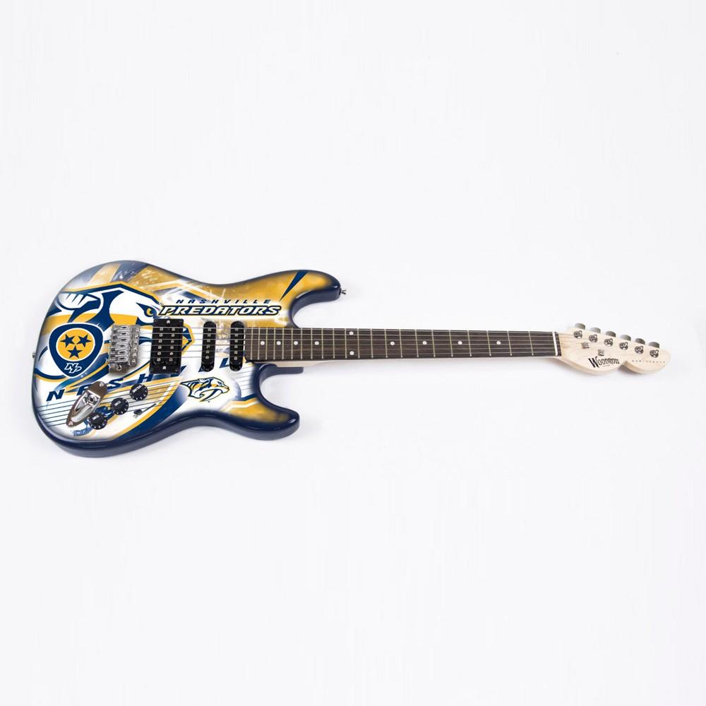 Nashville Predators Northender Series II Electric Guitar