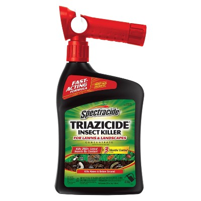 32oz Triazicide Insect Killer - Spectracide