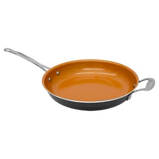 "As Seen on TV 12"" Gotham Steel Saute Pan"