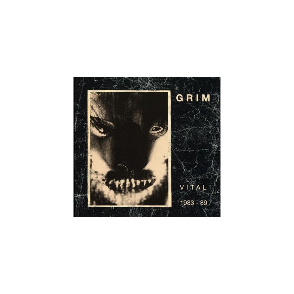 Grim - Works 1983-89 (Vinyl)