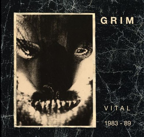 Grim - Works 1983-89 (Vinyl) - image 1 of 1