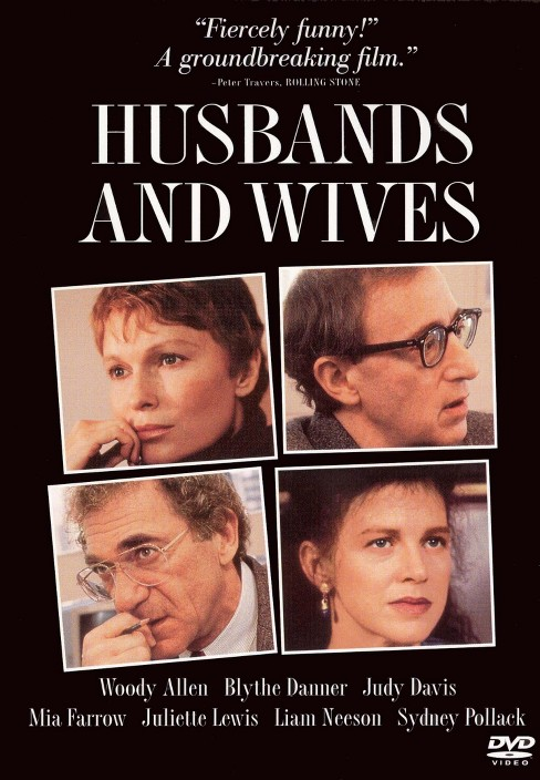 Husbands and wives (DVD) - image 1 of 1