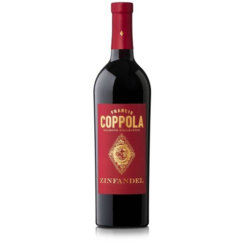 Francis Coppola Diamond Zinfandel Red Wine - 750ml Bottle - image 1 of 4
