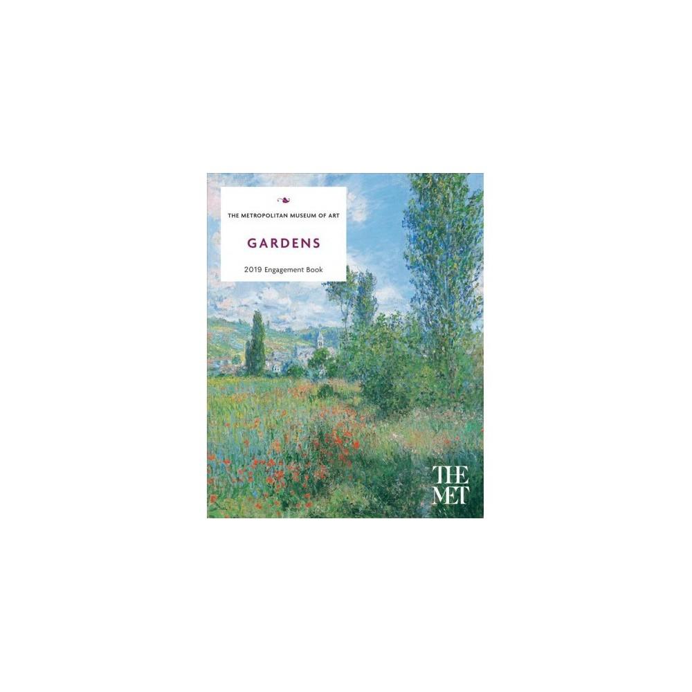 Gardens 2019 Calendar - (Paperback).