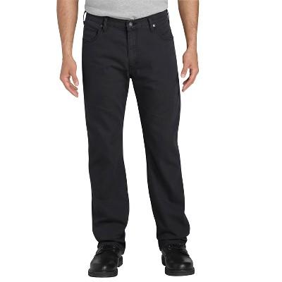 Dickies Men's FLEX Regular Fit Straight Leg Tough Max™ Duck 5-Pocket Pants