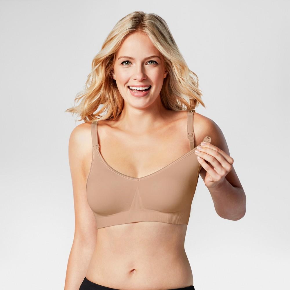 Bravado! Designs Women's Body Silk Seamless Nursing Bra - Butterscotch Xxl, Size: 2XL