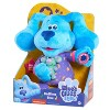 Blue's Clues & You! Bedtime Blue 13'' plush - image 3 of 4