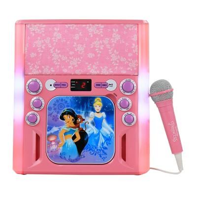 Disney Princess Brilliant Dream Karaoke Machine with Microphone