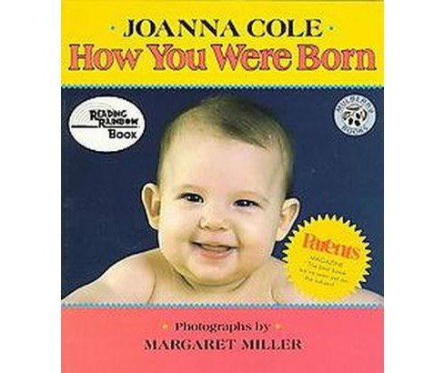 How You Were Born (Revised) (Paperback) (Joanna Cole) - image 1 of 1
