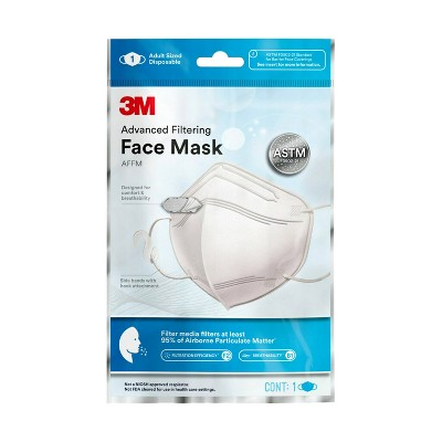 3M Company Advanced Filtering Face Mask