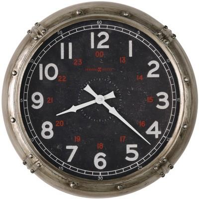 Howard Miller 625717 Howard Miller Riggs Wall Clock 625-717