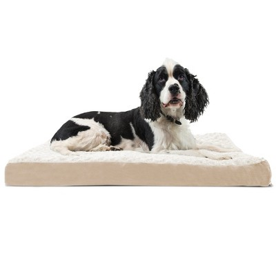 FurHaven Ultra Plush Deluxe Orthopedic Mattress Dog Bed