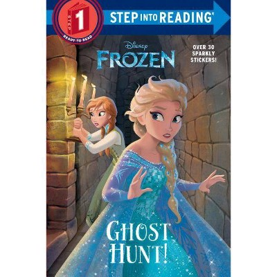 Ghost Hunt! (Disney Frozen) - (Step Into Reading) by  Melissa Lagonegro (Paperback)