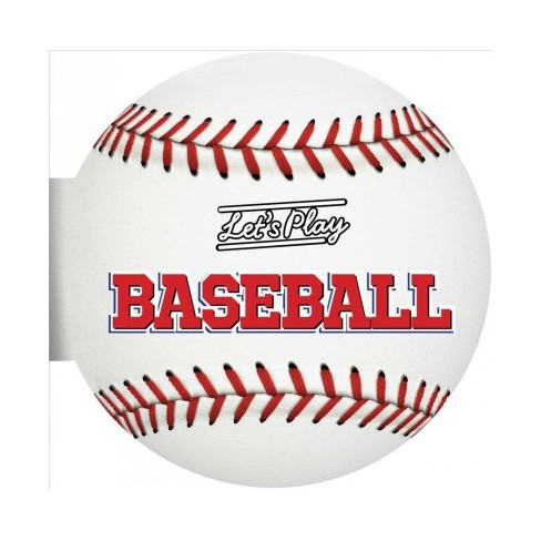 Baseball - (Let's Play) by  Nancy Hall (Board_book) - image 1 of 1