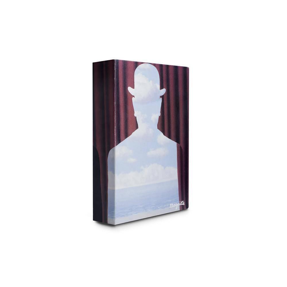 Rene Magritte, l'Empire Des Images - (Legends) by Pierre Sterckx (Hardcover)