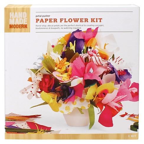 Hand Made Modern Paper Flower Kit Target