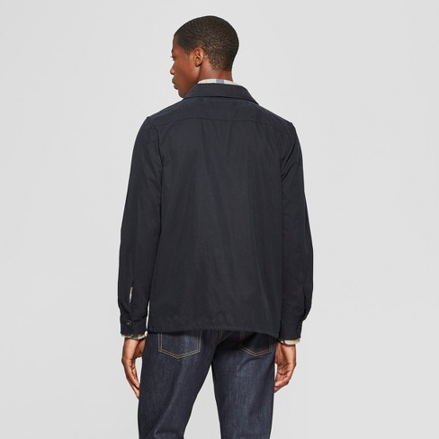 637f4519f50b Men s Lightweight Shirt Jacket - Goodfellow   Co™   Target