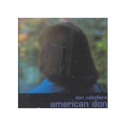 Don Caballero - American Don (CD) - image 1 of 1