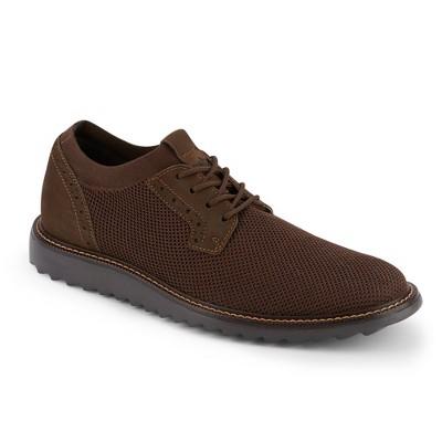 Dockers Mens Feinstein Knit SMART SERIES Dress Casual Oxford Shoe