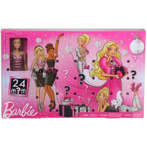 Barbie Advent Calendar - image 1 of 4