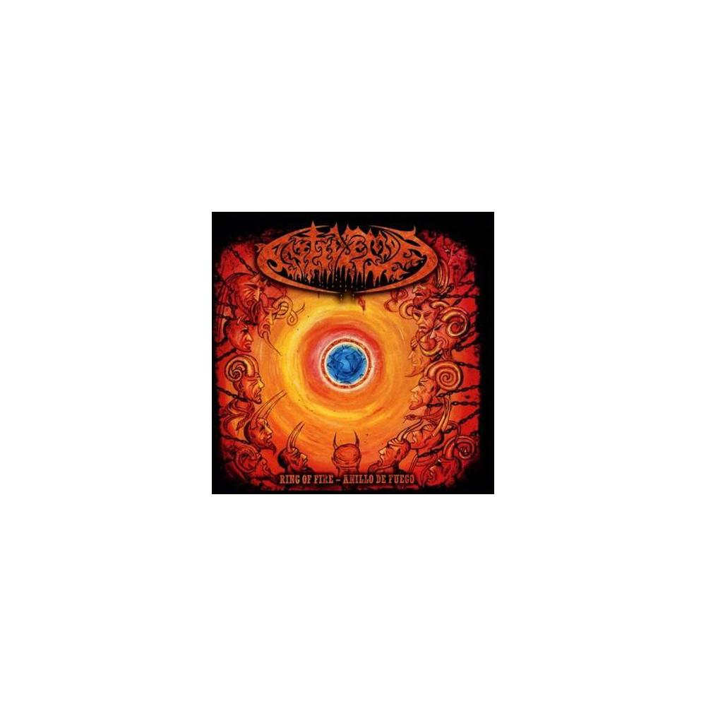 Antidemon - Ring Of Fire (CD)