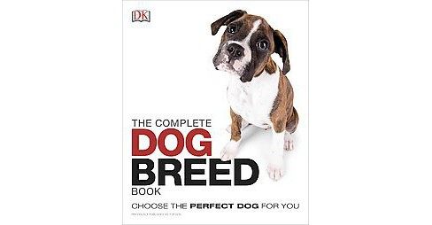 Complete Dog Breed Book (Revised) (Paperback) - image 1 of 1