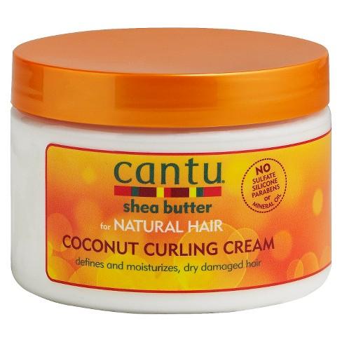 ab12a995878e Cantu Coconut Curling Cream - 12 fl oz