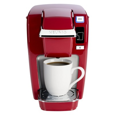 Keurig® K10 MINI Plus Brewing System Red