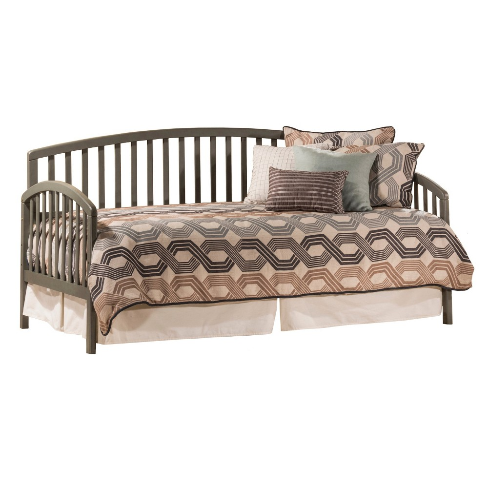 Carolina Wood Daybed and Trundle Twin - Stone - Hillsdale Furniture, Blue