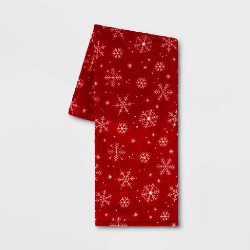 Printed Plush Throw Blanket - Wondershop™ - image 1 of 2