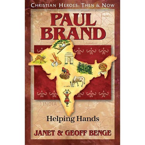 Paul Brand - (Christian Heroes. Then & Now) by  Janet Benge (Paperback) - image 1 of 1