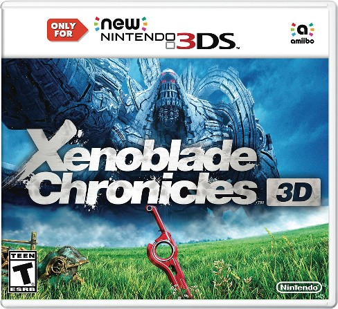 Xenoblade Chronicles 3D ONLY for Nintendo New 3DS XL - image 1 of 1