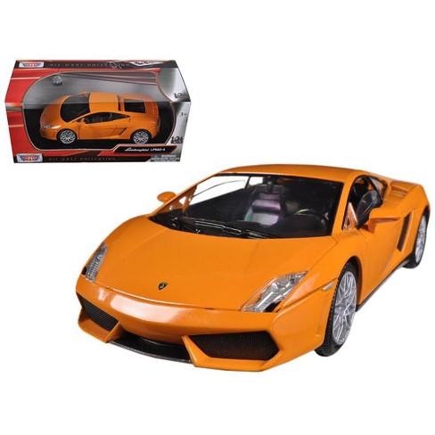 Lamborghini Gallardo Lp 560 4 Orange 1