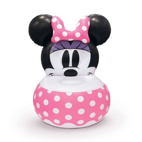 Disney Minnie Mouse Inflatable Chair - image 1 of 4