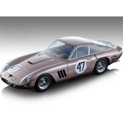 "Ferrari 330 LMB #47 Dan Gurney 3rd Place Bridgehampton (1963) ""Mythos Series"" Ltd Ed to 105 pcs 1/18 Model Car by Tecnomodel"