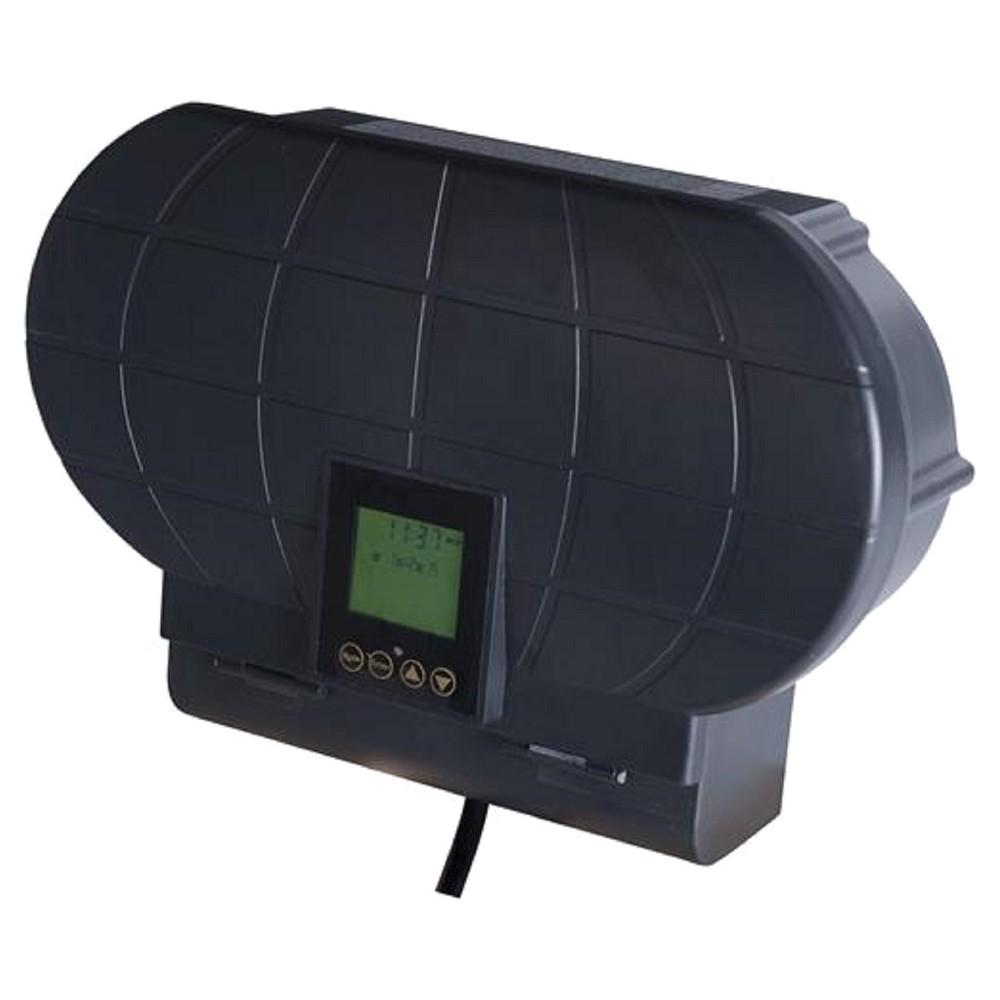 Paradise Garden 200W Efficiency Low Voltage Led Transformer - Black