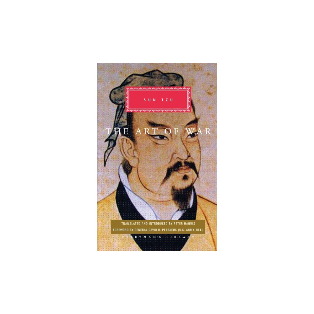 Art of War - (Everyman's Library (Cloth)) by Sun-Tzu (Hardcover)