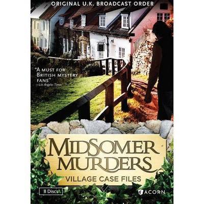 Midsomers Murders: Village Case Files (DVD)(2014)