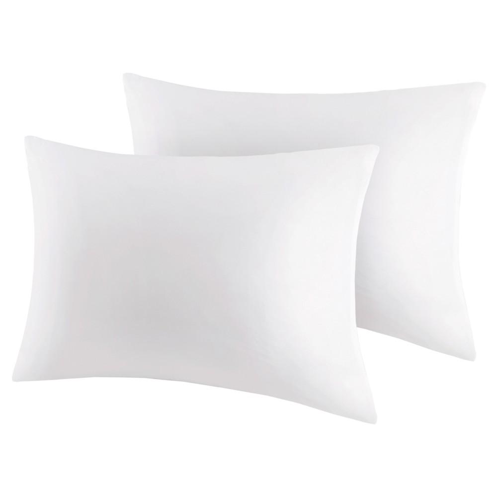 Image of Bed Guardian 3M Scotchgard 2Pk Pillow Protector Set (Standard) White