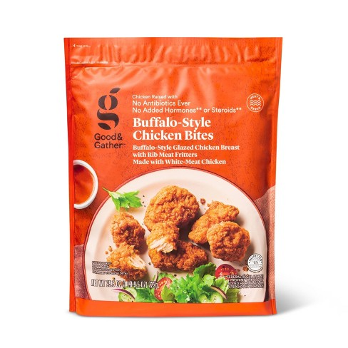 Buffalo-Style Frozen Chicken Bites - 25.5oz - Good & Gather™ - image 1 of 2