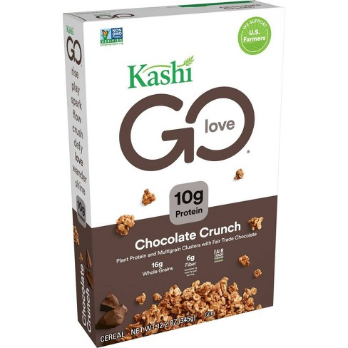 Kashi Go Lean Chocolate Crunch Breakfast Cereal- 12.2oz - image 1 of 4