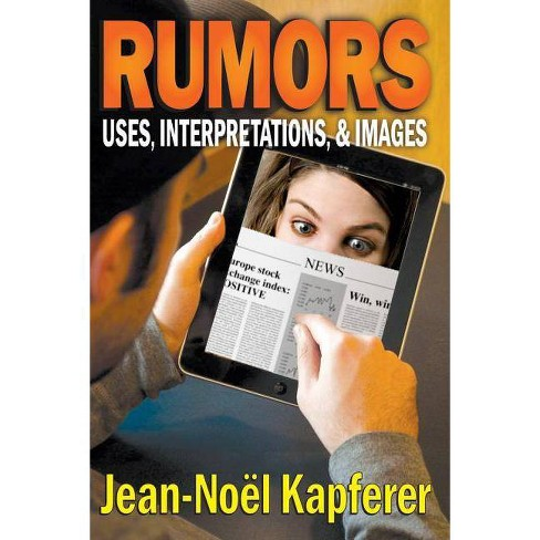 Rumors - by  Jean-Noel Kapferer (Paperback) - image 1 of 1