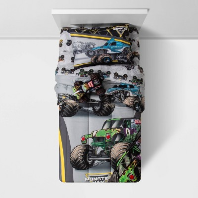 Monster Jam Bedding Collection