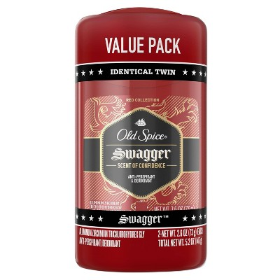 Old Spice Red Collection Swagger Invisible Solid Antiperspirant & Deodorant for Men