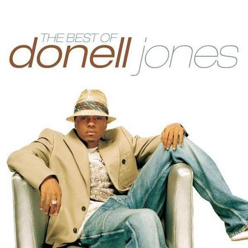 Donell Jones - Best of Donell Jones (CD) - image 1 of 1