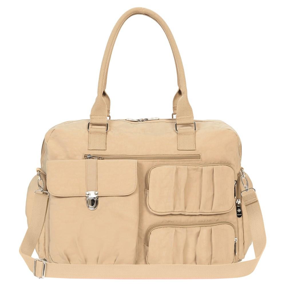 Image of Mondo Women's Weekender Bag - Khaki, Size: Small, Beige