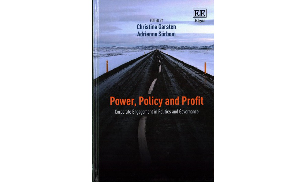 Image of Power, Policy and Profit : Corporate Engagement in Politics and Governance (Hardcover)
